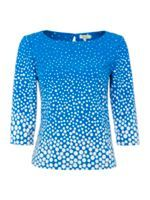 A gorgeous Linea by @Allison House of Fraser fun polka dot top