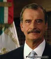 Gobierno de Vicente Fox (2000-2006)