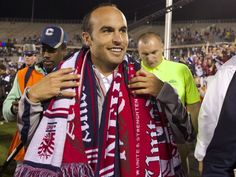 "Landon Donovan's final Team USA game - It was the end of an era for U.S. soccer, as Landon Donovan made his final appearance for the national team against Ecuador at Rentschler Field in Hartford, Conn. Donovan said the night full of tributes was ""beyond my wildest dreams."" 10.10.2014"