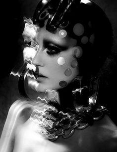 Paco Peregrin • Dark Beauty Magazine