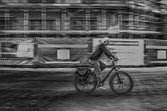 The cyclist