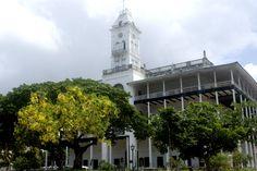 House of wonders #Zanzibar