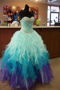 Prom Dress for Ellie Simple Dress Handmade Sweetheart Tulle Ball Gown Quinceanera Dresses/Sweet 16 Dresses Pretty Quinceanera Dresses, Cute Prom Dresses, Sweet 16 Dresses, Sweet Dress, Pageant Dresses, Simple Dresses, Pretty Dresses, 15 Dresses, Pageant Wear