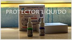 Protector Líquido de Pantalla | Unboxing y Review Analizamos un producto que nos ofrece proteger nuestro dispositivo de una manera alternativa al protector de pantalla tradicional. Compra tu protector líquido aquí: http://www.toronanotec.com/tienda-onl...