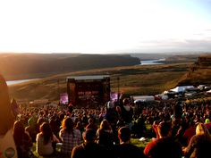 Sasquatch! Music Festival 2011. Emma, Ellie, Chelsea, Ian, and our neighbors gave me five of the happiest days I could ever hope to experience. The spirit of the people and the music was insipiring.