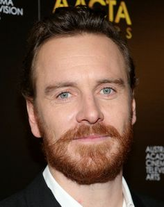 Well Priscilla here you go, Fassy beard season!!! ;) Michael Fassbender wins Best Supporting Actor