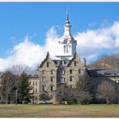 Trans-Allegheny Lunatic Asylum!! Weston, WV..... Think gargoyles !! Someday I'd like to go inside since they now do tours.