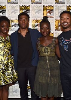 Black Panther is going to have a star-studded cast!
