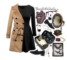 """""""Doctor"""" by ritaflagy ❤ liked on Polyvore featuring Gucci, La Rochère, Antler, Sunday Somewhere, Made Her Think, bhalo and bhalo3"""