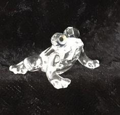 SWAROVSKI-Crystal-modello-di-un-rospo