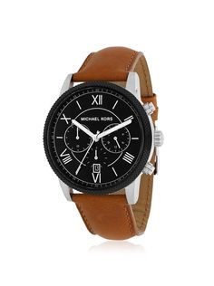 Michael Kors Men's MK8394 Hawthorne Brown/Black Leather Watch, http://www.myhabit.com/redirect/ref=qd_sw_dp_pi_li?url=http%3A%2F%2Fwww.myhabit.com%2Fdp%2FB00PXND4SY%3F