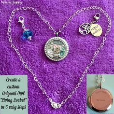 Origami Owl ~ In Memory Of Origami Owl Custom Jewelry makes the ... | 236x236