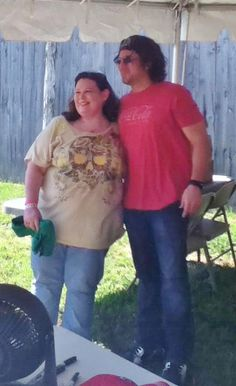 brittany chapman with Christian kane crockettsville sept 7 2013  please keep credit when repinning!
