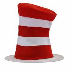 Cat in the Hat Dr. Seuss Kids Hat
