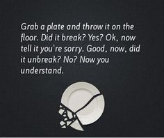 Funniest Memes - [Grab A Plate And Throw It On The Floor...] - FunniestMemes.com