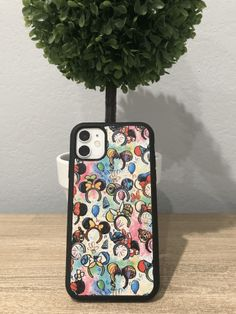 These Magical Phone Cases For All Will Add Some Pixie Dust To Your Cell Disney Phone Cases, Ear Hats, Disneyland Resort, Mickey Ears, Disney Style, Leather Case, Dooney Bourke, Pixie, Snack Recipes