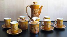 60's SECLA coffee set