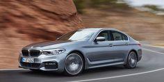 Présentation de la toute nouvelle BMW série 5