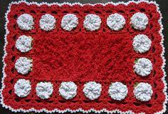 Tapetes em Crochê by Eunice Floriano Chagas ~ Arte De Fazer | Decoração e Artesanato