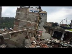 Nepal earthquake: video footage shows terrifying moment devastating quake struck - Asia - World - The Independent