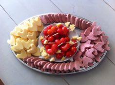 Valentijn traktatie Podium, Valentine Ideas, High Tea, Fruit Salad, Acai Bowl, Lunch, Snacks, School, Breakfast