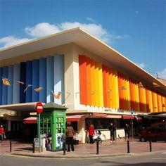 Valencia – mercado de Russafa