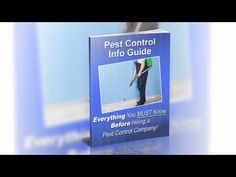Discover quality pest control exterminators in your local area. We get rid of ants, spiders, cockroaches, bugs and rodents.  Hire the best pest exterminator to get rid of your insect or rodent infestation. Always deal with a qualified and licensed pest control company.  Get pest control help from the experts!   #pest #control #exterminators #pestcontrol #company