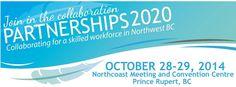 Conference Website Partnership 20-20 in Prince Rupert