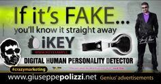 giuseppe polizzi iKEY crazy marketing genius  2017 ing #crazymarketing #fakenews #key#digital#personality #phrases #aphorisms