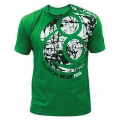 Tričko Clinch Gear BOLD zelené