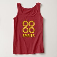 #women - #Spirits Women's Tank Top