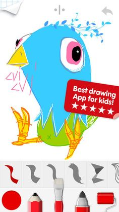Draw with Carl: for younger children
