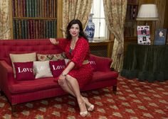 As an event photographer I get to meet some lovely folk - here's Kirstie Allsopp Kirstie Allsopp Dresses, London Party, Tv Presenters, Event Photographer, Linen Bedding, Bed Linen, Portfolio Design, Textile Design, Her Style