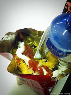Tacos in a Bag camping food | Go Camping Australia