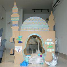 Eid decoration, eid mubarak, eid party city, why is eid celebrated, eid today Eid Crafts, Ramadan Crafts, Ramadan Decorations, Ramadan Activities, Activities For Kids, Decoraciones Ramadan, Aladdin Party, Jasmine Party, Prayer Corner