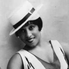 Adelaide Hall was a jazz singer and entertainer. (October 20, 1901 - November 7, 1993) Her career began on Broadway in 1921. She moved to London in 1938 and became one of Britain's best-loved entertainers.