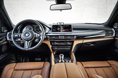 bmw pickup interior