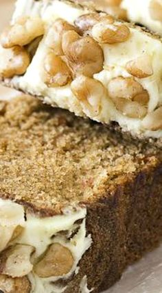 Cream Cheese-Frosted Carrot Tea Cake