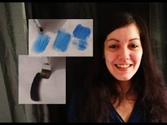 Tutoriel Peinture Débutants : Quelques bases pour démarrer l'acrylique - YouTube