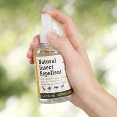 Introducing Melaleuca Natural Insect Repellent, a DEET-free insect repellent that uses the natural power of 5 essential oils to keep bugs at bay. So get out there and enjoy the great outdoors! #whyilovewellness #whynotyours