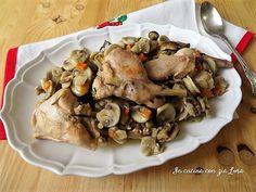 Turkey Recipes, Stuffed Mushrooms, Zia, Chicken, Vegetables, Carne, Food, Stuff Mushrooms, Essen