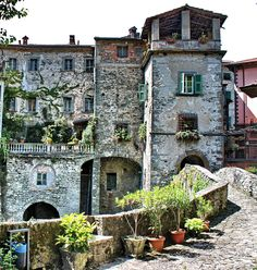 BAGNONE (Toscana) - Italy - by Guido Tosatto