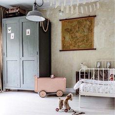 Grey#boho #childbedroom