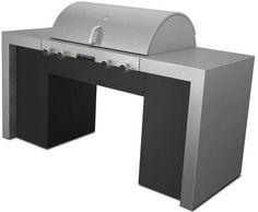 The X-Series grill from Porsche Design Studio