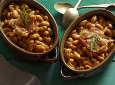 The Ultimate Baked Beans recipe from Tyler Florence via Food Network