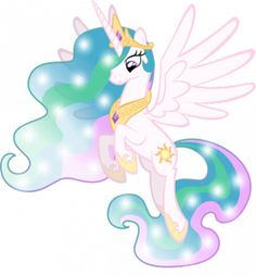Celestia-My Little Pony