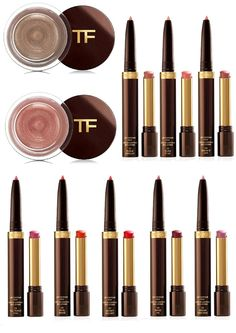 Tom Ford Makeup Collection Fall 2016
