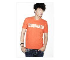Dsquared2 Logo Vintage T-Shirt