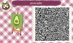 Avocat (QR code)