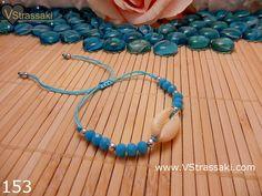 Turquoise Bracelet, Macrame, Beaded Bracelets, Jewellery, Crafts, Fashion, Knot Bracelets, Moda, Jewels